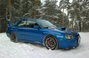 Зимний фотоконкурс «Моё авто в шапке форума»